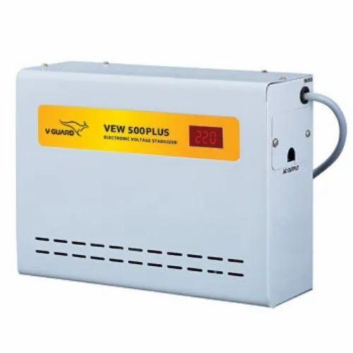 V-Guard VEW 500 PLUS Air Conditioner Voltage Stabilizer