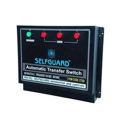 Selfguard Three Phase Automatic Transfer Switch, 430 Vac, Model Name/Number: Ctsd