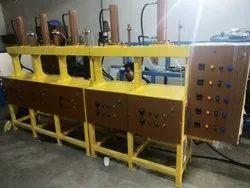 Fully Automatic Areca Plate Making Machine