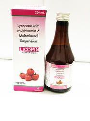 Lycopene Niacinamide Vit B6 B12 Suspension