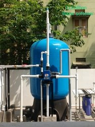 Fully Automatic Ion Exchange Water Softener For Apartments