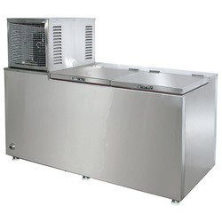 Electric Stainless Steel Deep Freezer