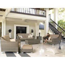 Wicker Sofa Set Furniture