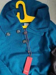 Women Full Sleeves Surplus Ladies Sweater, Size: S M L Xl