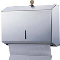 Stainless Steel Tissue Paper Dispenser (Small)