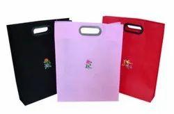 Printed D Cut Non Woven Bags