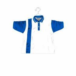 Collar T Shirt Casual Wear Men's Trendy T-Shirt