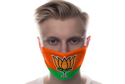 BJP Reusable Printed Face Mask
