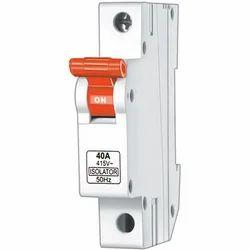 Single Pole Isolator Switching Device