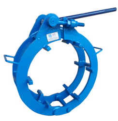 External Manual Pipe Welding Clamp
