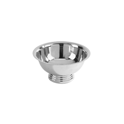 Stainless Steel Footed Bowl