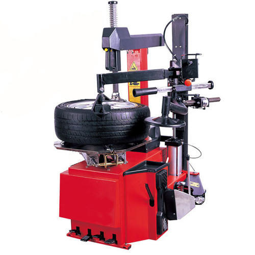 Automatic Change Machine ~ Amfos red rft model automatic tyre changer no