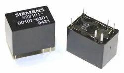 Signal Relay V23101-D0107-B201 Siemens (24V / 3A 6-PIN)