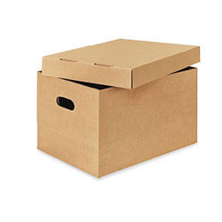 Corrugated Tote Tray Box