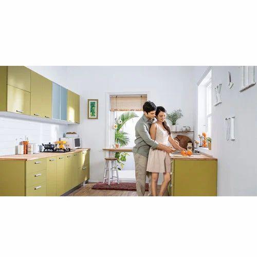 Godrej Marine Ply Modular Kitchen