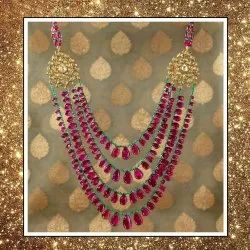 Kundan Gold Necklace
