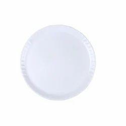 Plastic MORAL PLATE PLAIN