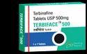 Healing Pharma Terbiface 500 - Terbinafine, Packaging Type: Box