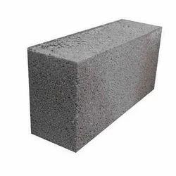 Side Walls Grey Solid & flyash Brick 4inx8inx16in