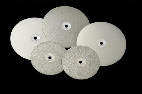 "Gemstone Diamond Disc, Size: 6"""