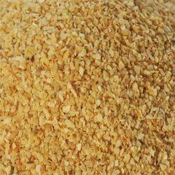 A Grade Dehydrated Garlic Granules, Gujarat, Packaging Size: 20 Kg
