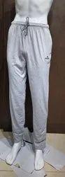 Debonair灰色棉轨道裤,定期使用,尺寸:中等