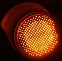 Traffic Blinker Light