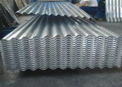 Blue Aluminium Roofing Sheet, Dimensions: 7/8/9/10/12/14 Ft