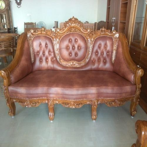 Antique Teak Wood Sofa Set At Rs 180000 Set Wooden Sofa Set Id