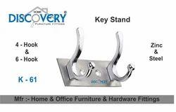 Steel Key Stand