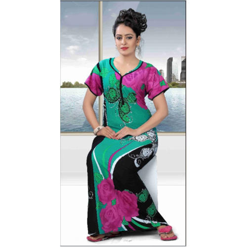 f14eb131f Ladies Floral Print Nighty at Rs 280  piece