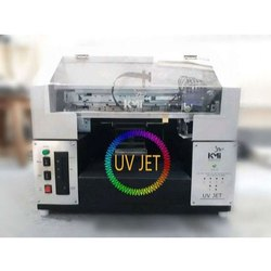 UV Jet A3 LED Flatbed UV Printer