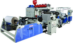 Paper Extrusion Lamination Machine