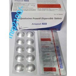 Cefpodoxime Proxetil Despersible Tablets