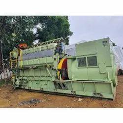 Diahatsu 26H Diesel Generator, Power: 200 Hp and 800 Hp