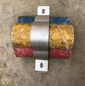 Aluminium Trefoil Clamp