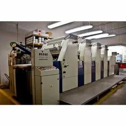 Adast 747 Offset Printing Machine