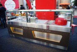 Ice Cream Display Counters