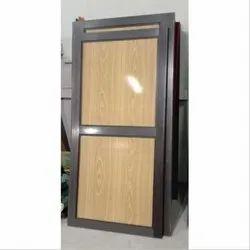 Solid PVC Modular Door, Size/Dimension: 8 X 4 Feet