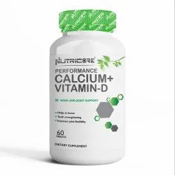 Nutricore Performance Calcium Vitamin D