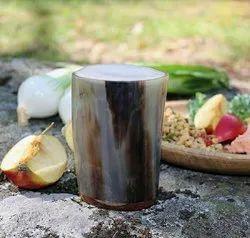 Royal Artisans Horn shot glass, For Restaurant, Size: 3 To 3.5 Inch