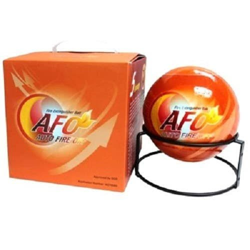 AFO Carbon Steel Fire Extinguisher Ball, Capacity: 1.3 Kg
