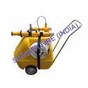FRP Mobile Foam Trolley