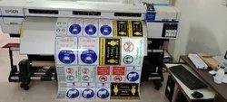 Floor Sticker Covid 19 Signages