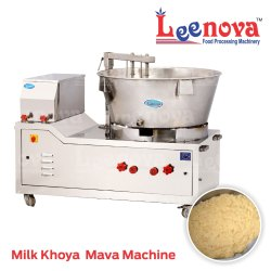 Leenova Milk Khoya Machine