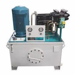 Single Cylinder Hydraulic Power Pack
