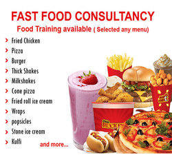 Fast Food Menu Training