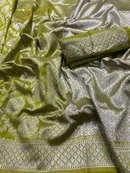 Archit Enterprise Banarasi Cotton Saree