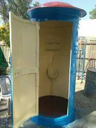 Fibre Capsule Modle Urinal