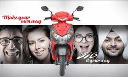 Honda Deo Scooter